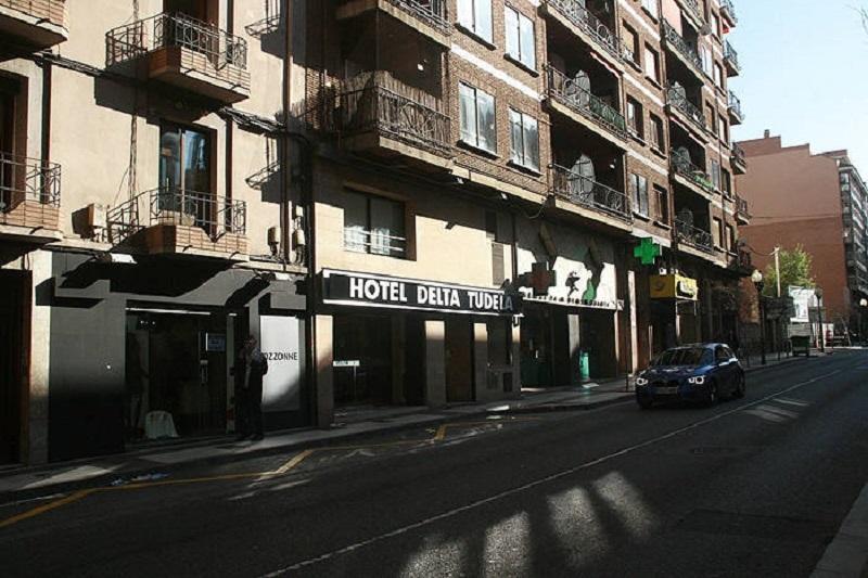 imagen de hotel Hotel Delta Tudela