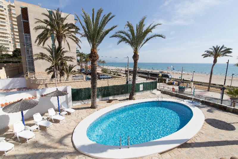 Pool Hostal San Juan