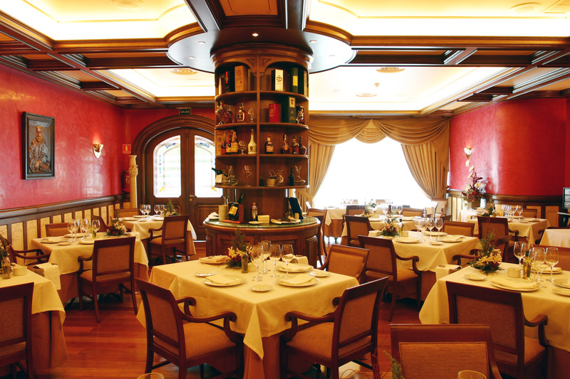 Restaurant Sercotel Guadiana