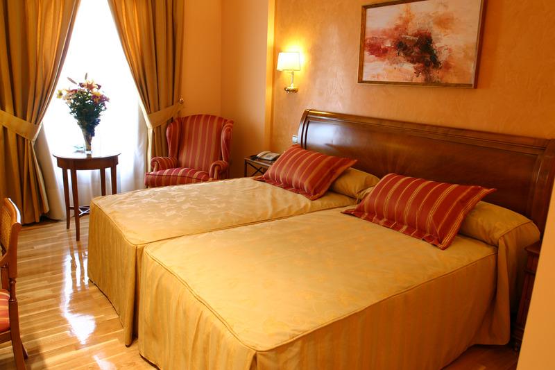 Room Sercotel Guadiana