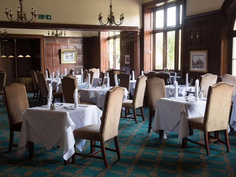 Restaurant Mercure Shrewsbury Albrighton