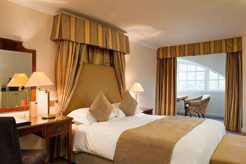 Room Mercure Shrewsbury Albrighton