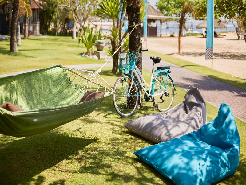 Sports and Entertainment Sol Beach House Benoa Bali