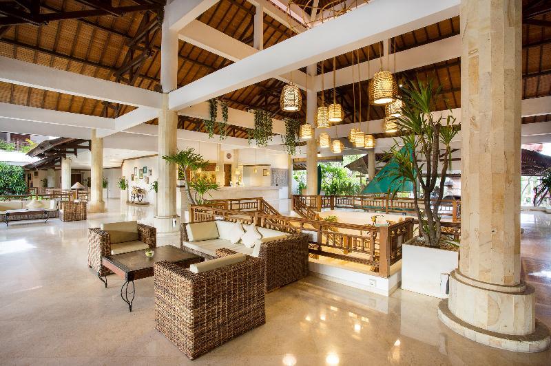 Lobby Sol Beach House Benoa Bali