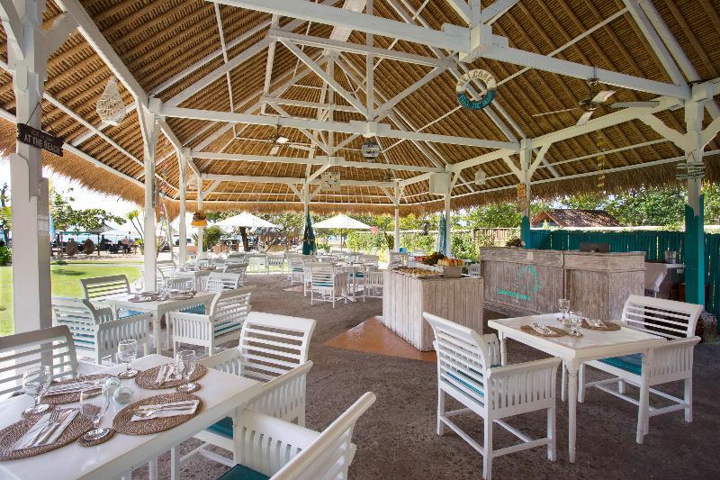 Restaurant Sol Beach House Benoa Bali