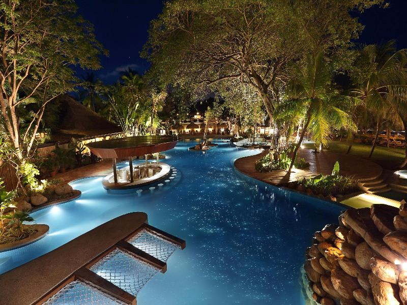 Pool Bali Mandira Beach Resort & Spa