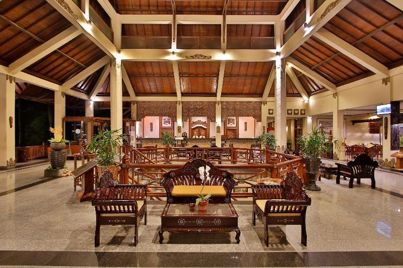 Lobby Jayakarta Lombok Beach Resort & Spa