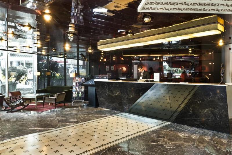 Lobby The Marmara Pera