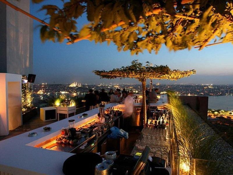 Terrace The Marmara Pera