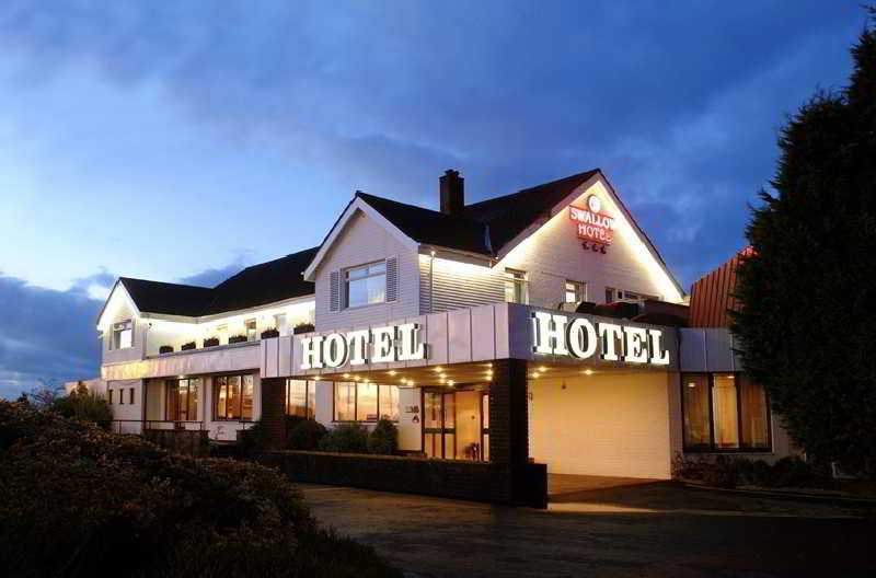 General view Best Western Plus Samlesbury Hotel