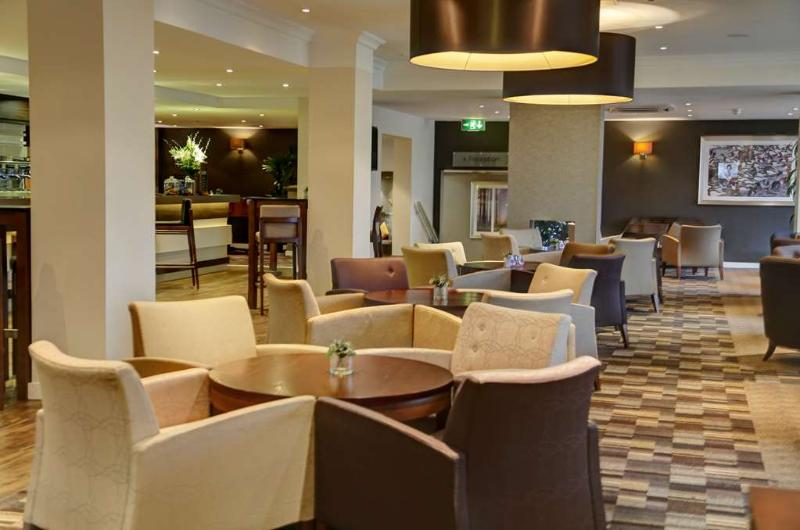 Lobby Best Western Plus Samlesbury Hotel