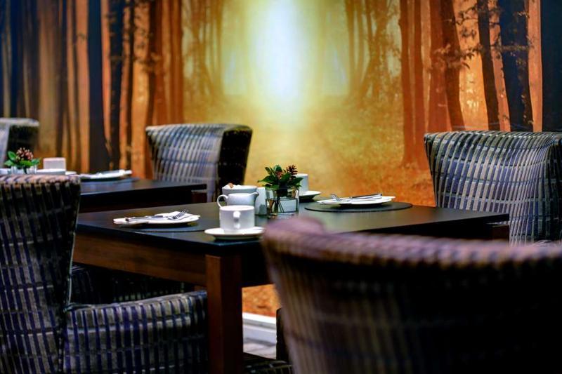 Restaurant Best Western Plus Samlesbury Hotel