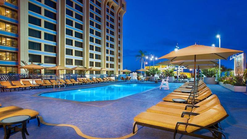 Disney Paradise Pier Hotel Foto 6