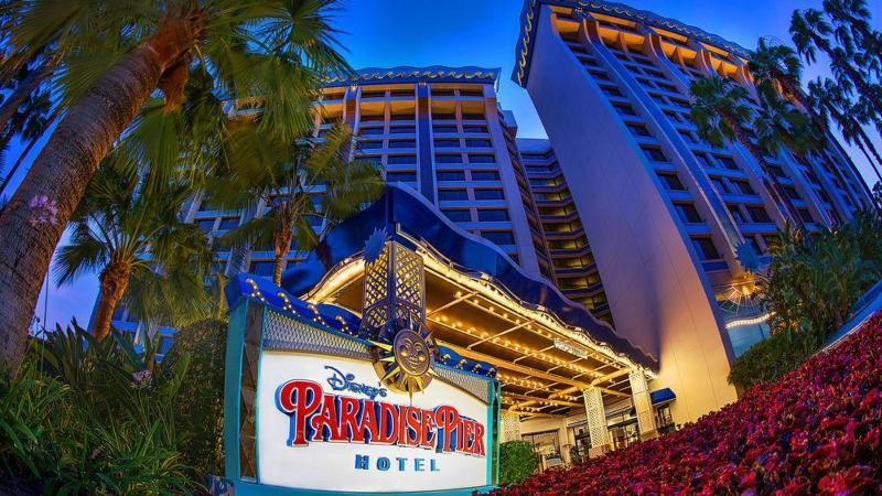 Disney Paradise Pier Hotel Foto 7