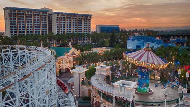 Disney Paradise Pier Hotel Foto 8