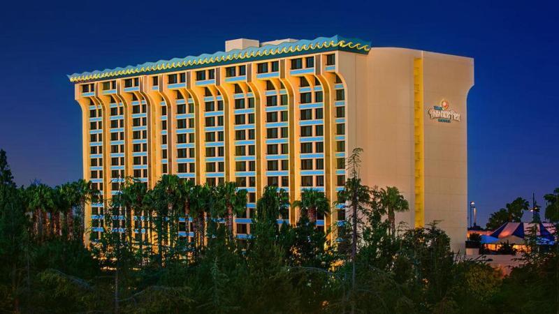 Disney Paradise Pier Hotel Foto 9