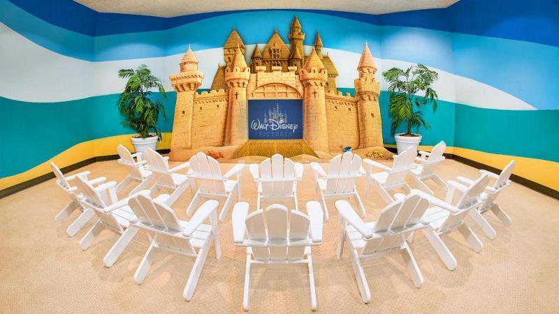 Disney Paradise Pier Hotel Foto 18