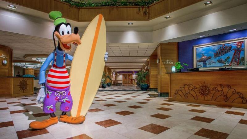 Disney Paradise Pier Hotel Foto 10