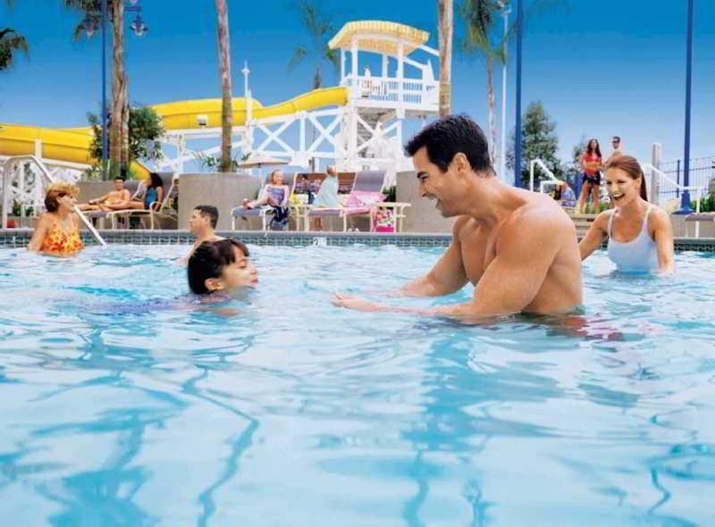 Disney Paradise Pier Hotel Foto 15