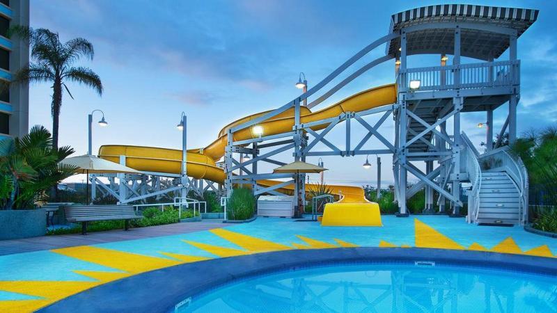 Disney Paradise Pier Hotel Foto 16
