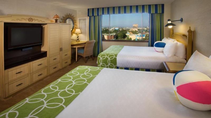 Disney Paradise Pier Hotel Foto 13