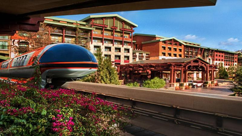 Disney Grand Californian Hotel & Spa Foto 29