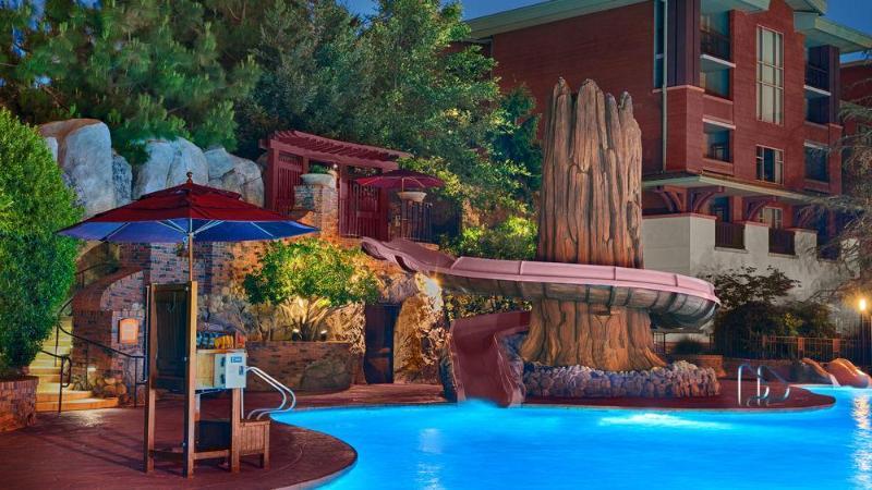 Disney Grand Californian Hotel & Spa Foto 23