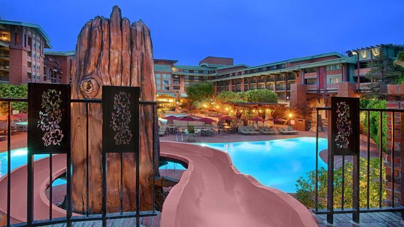 Disney Grand Californian Hotel & Spa Foto 24