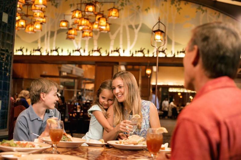 Disney Grand Californian Hotel & Spa Foto 19