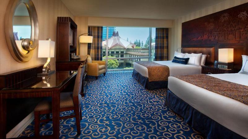 Disneyland Hotel Foto 11