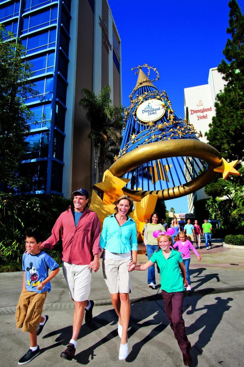 Disneyland Hotel Foto 13