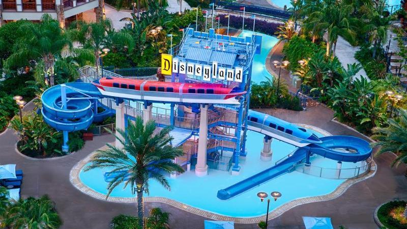 Disneyland Hotel Foto 14