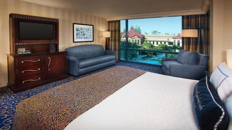 Disneyland Hotel Foto 15