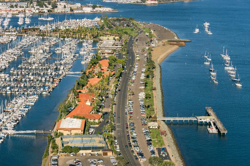 General view Best Western Plus Island Palms Hotel And Marina