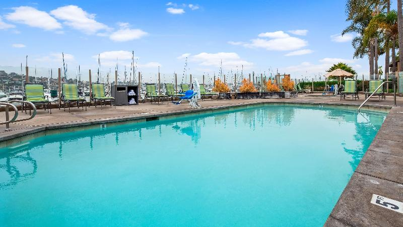 Pool Best Western Plus Island Palms Hotel And Marina