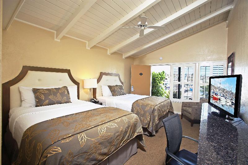 Room Best Western Plus Island Palms Hotel And Marina