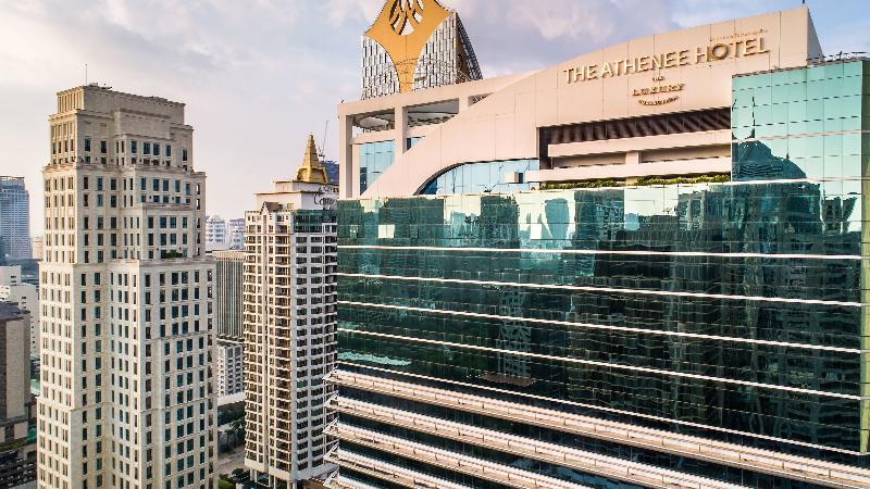 General view Plaza Athenee Bangkok, A Royal Meridien Hotel