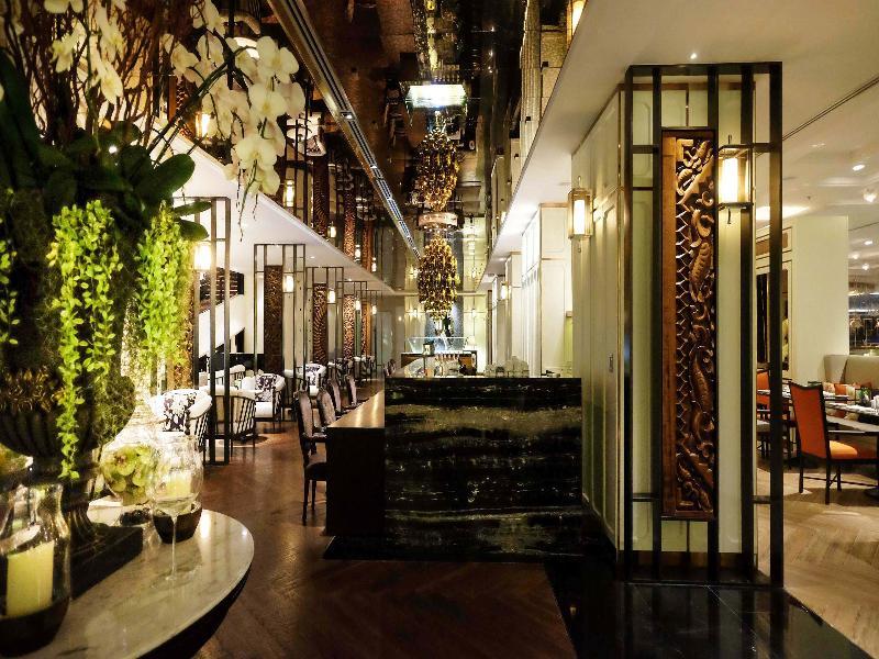 Bar Plaza Athenee Bangkok, A Royal Meridien Hotel