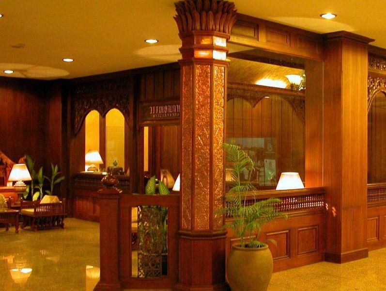 General view Chiang Mai Plaza Hotel