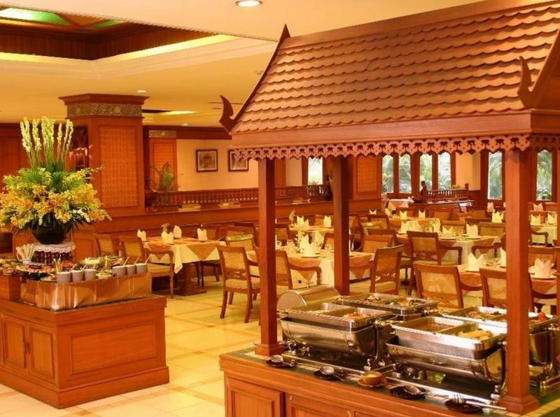 Restaurant Chiang Mai Plaza Hotel