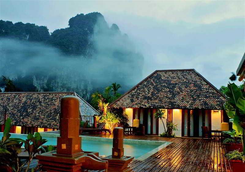 General view Cliff Ao Nang Resort
