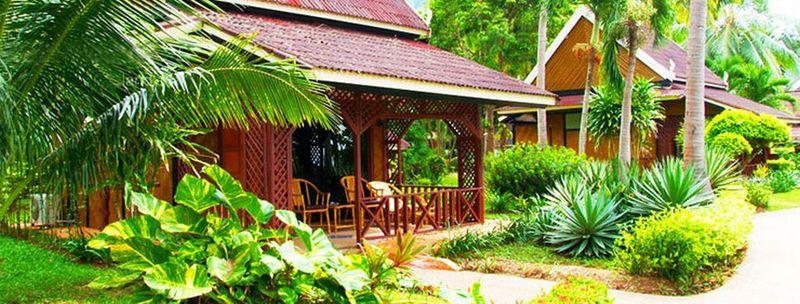 Lobby Cliff Ao Nang Resort