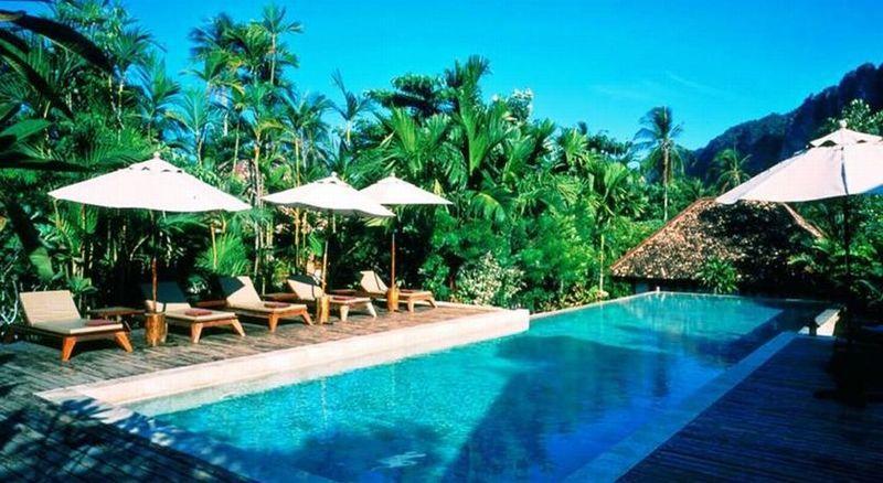 Pool Cliff Ao Nang Resort