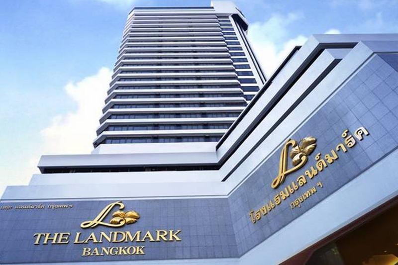 General view The Landmark Bangkok