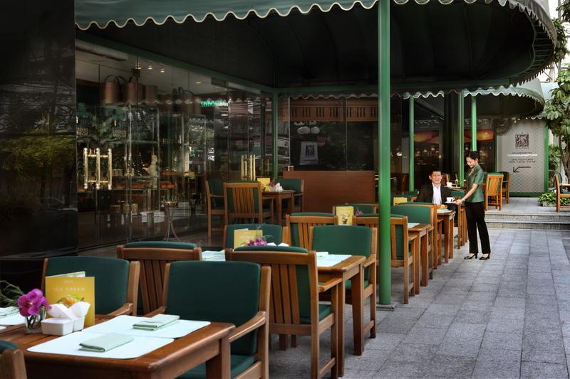 Terrace The Landmark Bangkok
