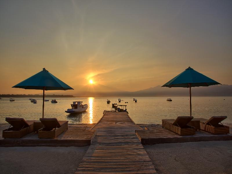 Beach Vila Ombak