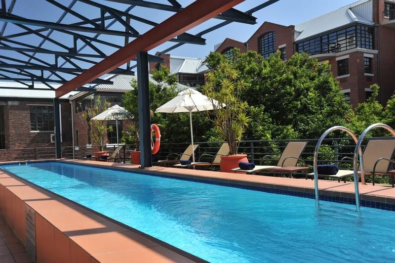 Pool Protea Hotel Cape Town Victoria Junction