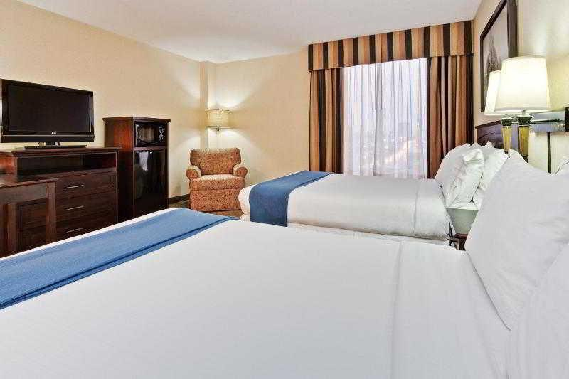 General view Holiday Inn Express Nashville Downtown
