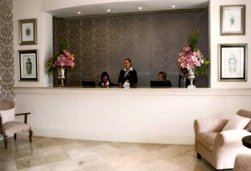 Lobby King Edward Hotel