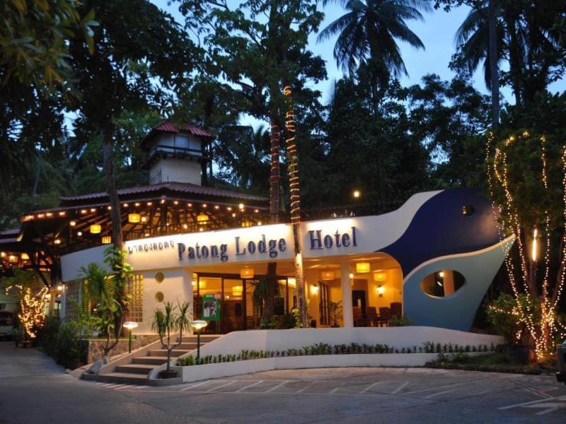 General view Patong Lodge Hotel